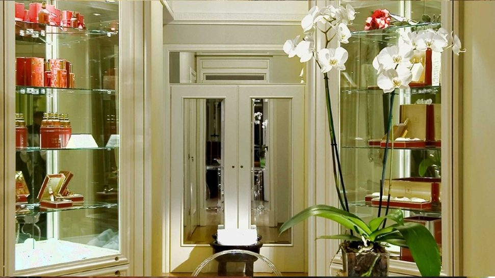 Hassler Roma Spa