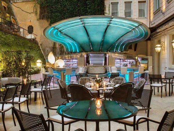 Hassler Roma bar
