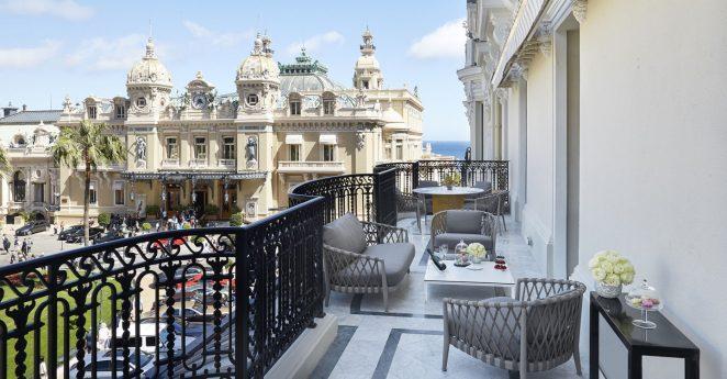 Hotel De Paris Monte Carlo Diamond Suite Garnier