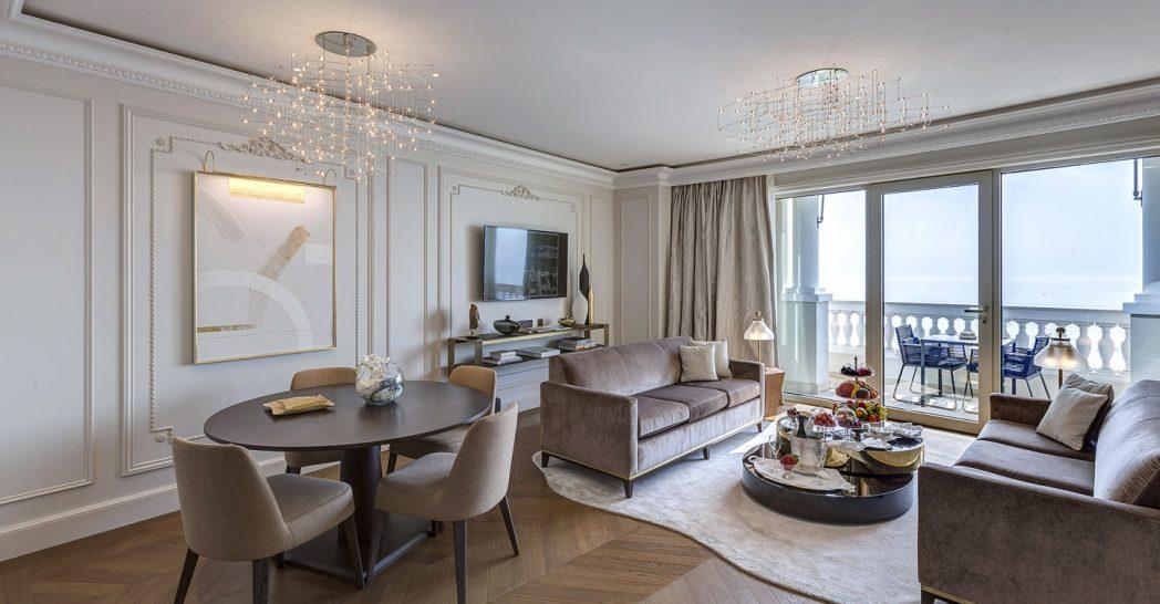 Hotel De Paris Monte Carlo Diamond Suite Sea View