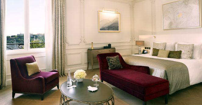 Hotel De Paris Monte Carlo Exclusive Room Sea View