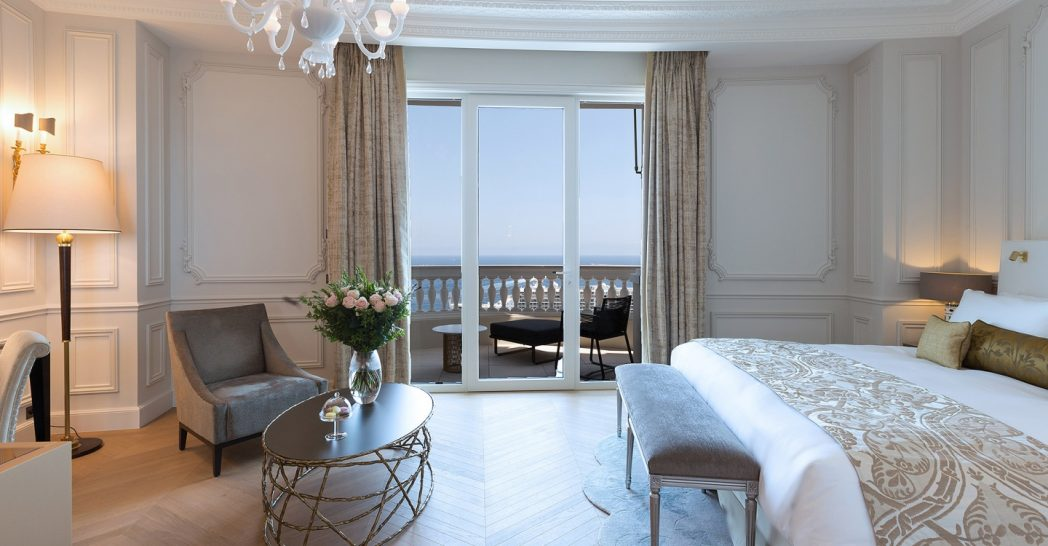 Hotel De Paris Monte Carlo Exclusive Room Sea View With Terrace