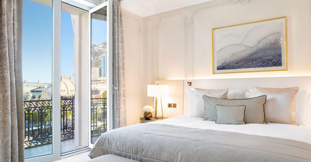 Hotel De Paris Monte Carlo Junior Suite Casino View