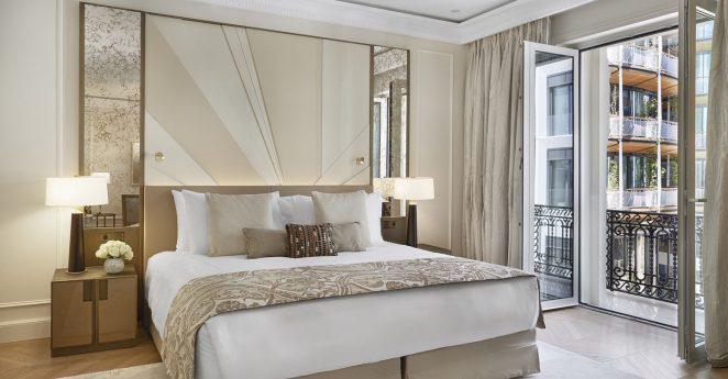 Hotel De Paris Monte Carlo Junior Suite City View or Patio View