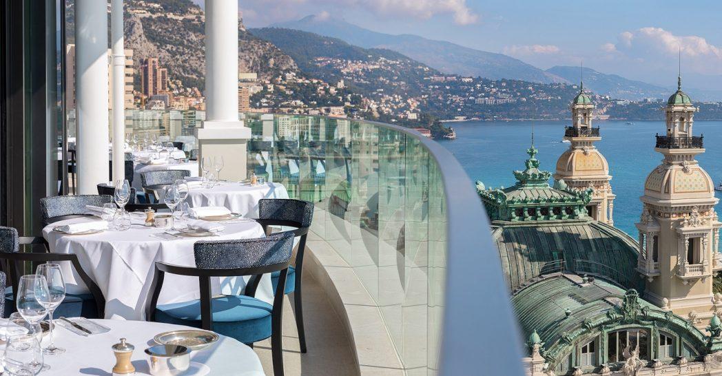 Hotel De Paris Monte Carlo Restaurant the Grill
