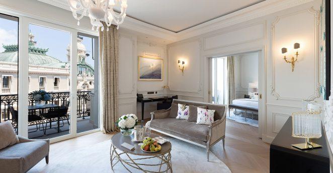 Hotel De Paris Monte Carlo Suite Sea View With Terrace