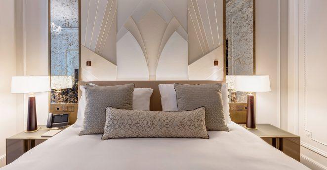 Hotel De Paris Monte Carlo Superior Room Patio View