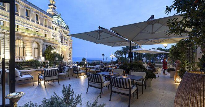 Hotel De Paris Monte Carlo The American Bar