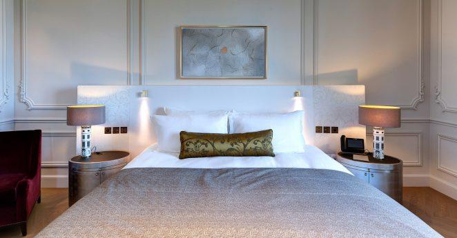 Hotel De Paris Monte Carlo Two Bedroom Suite Sea View