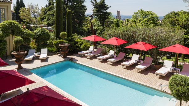 Hotel La Villa Gallici Pool