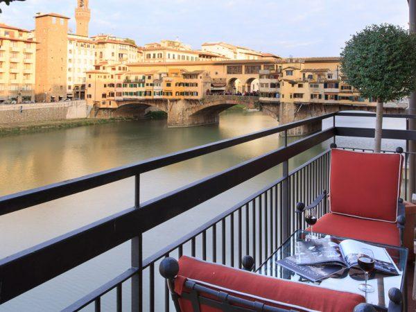 Hotel Lungarno Arno Executive Floor
