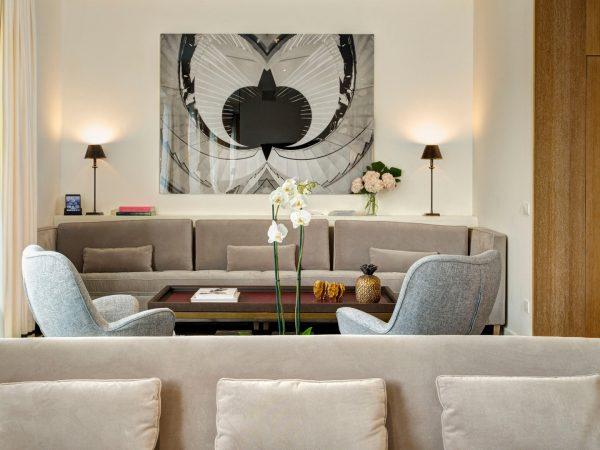 Hotel Lungarno Designer Suite River View