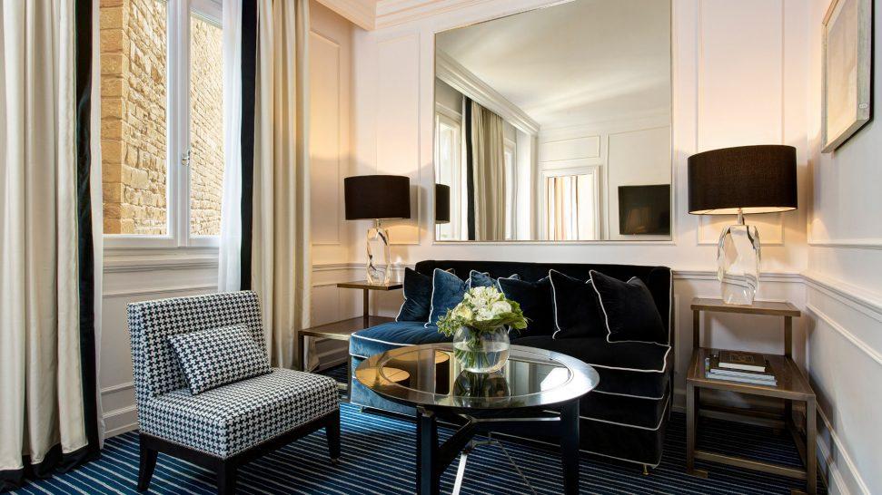 Hotel Lungarno Family Room