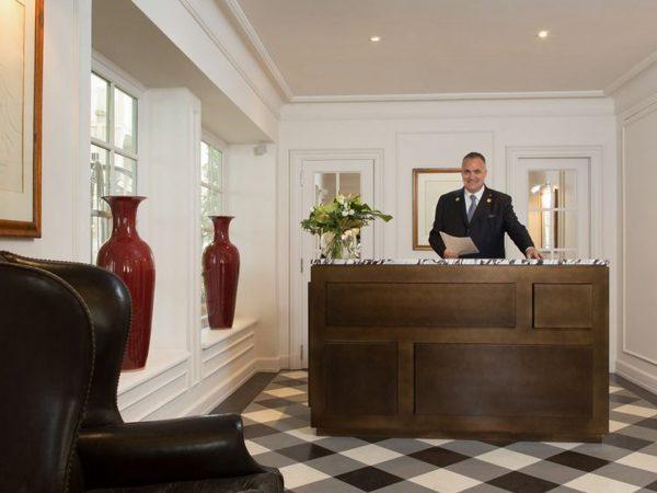 Hotel Lungarno Reception
