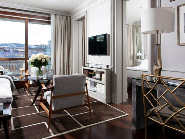 Hotel Lungarno Studio Deluxe River View