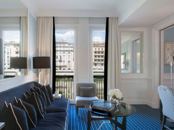 Hotel Lungarno Studio Suite River View
