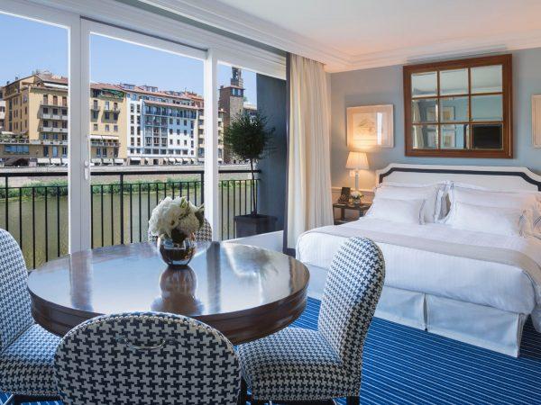 Hotel Lungarno Suite Bueno River View