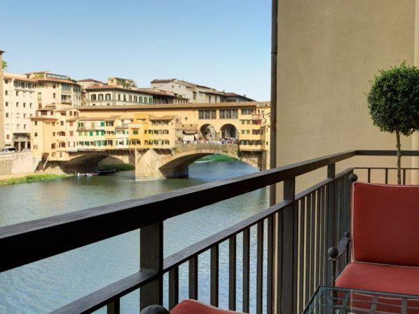 Hotel Lungarno Suite Picasso River View