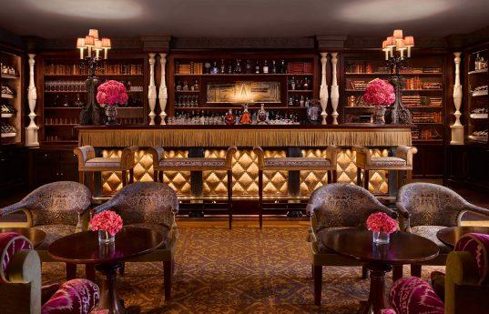 Hotel Metropole Monte Carlo Bar & Lobby