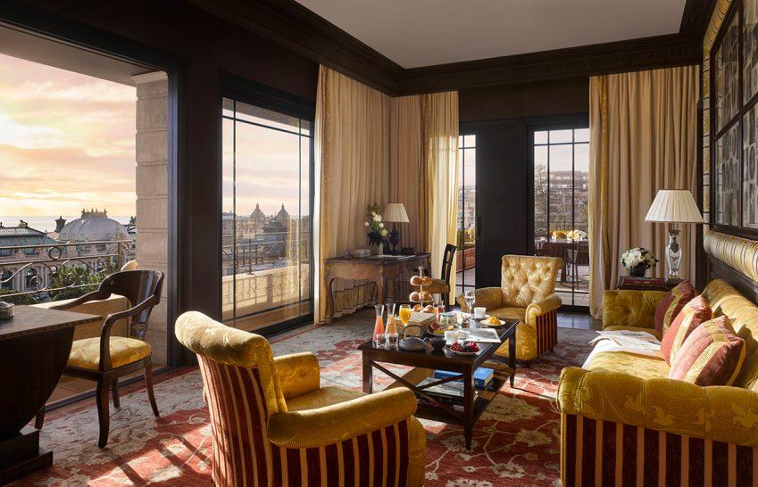 Hotel Metropole Monte Carlo Carr? d'or suite