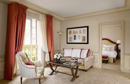 Hotel Metropole Monte Carlo Deluxe suite