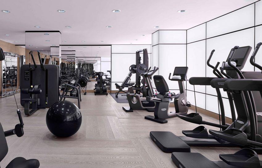 Hotel Metropole Monte Carlo Gym