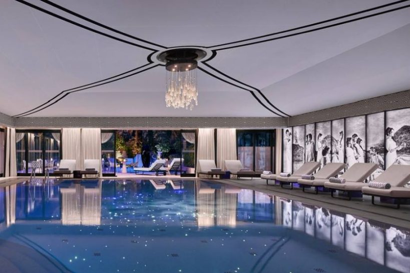 Hotel Metropole Monte Carlo Odyssey Pool
