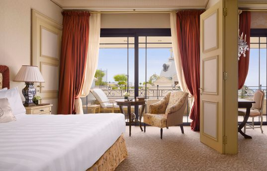 Hotel Metropole Monte Carlo Prestige Suite