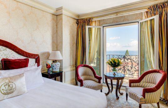 Hotel Metropole Monte Carlo Sea view Deluxe Suite