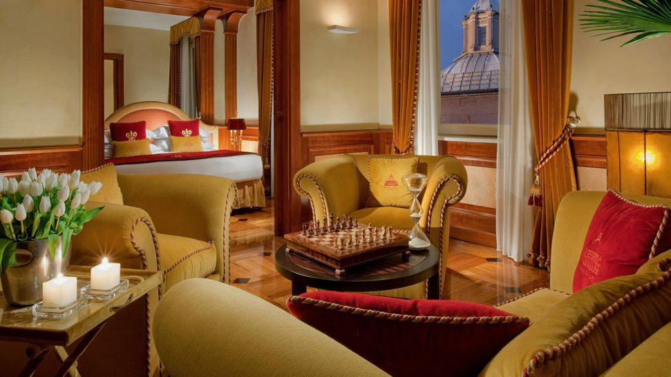 Hotel Raphael Exclusive Suites