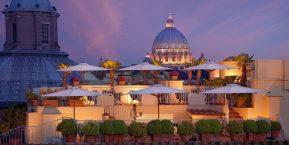 Hotel Raphael, Rome