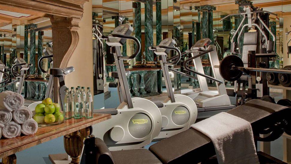 Hotel Raphael Gym