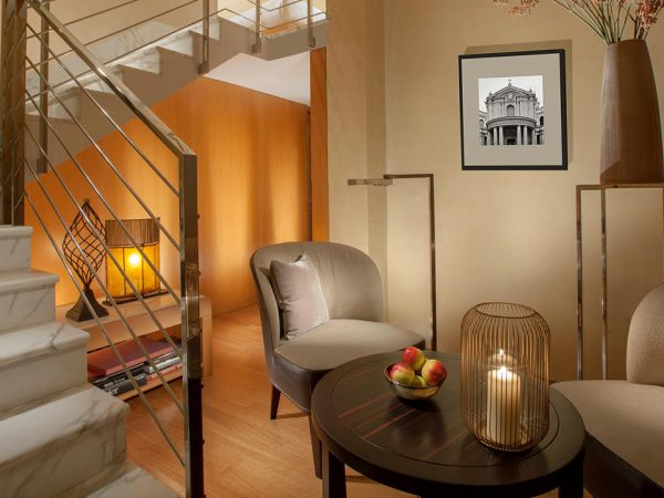 Hotel Raphael Richard Meier Duplex with a small Balcony