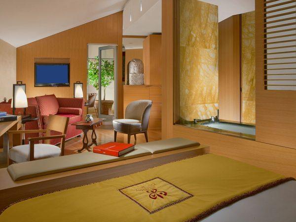 Hotel Raphael Richard Meier Executive Suite with Terrace