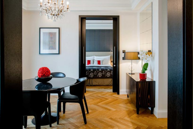 Hotel Schweizerhof Bern and The Spa Boutique One Bedroom Suite