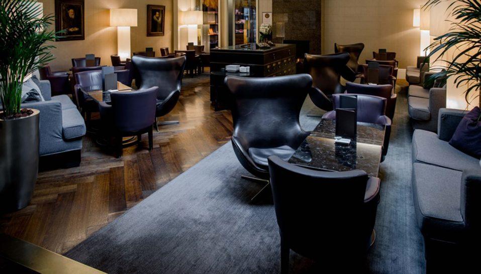 Hotel Schweizerhof Bern and The Spa Cigar Lounge