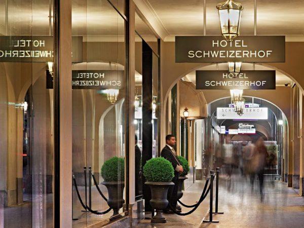 Hotel Schweizerhof Bern and The Spa Interior