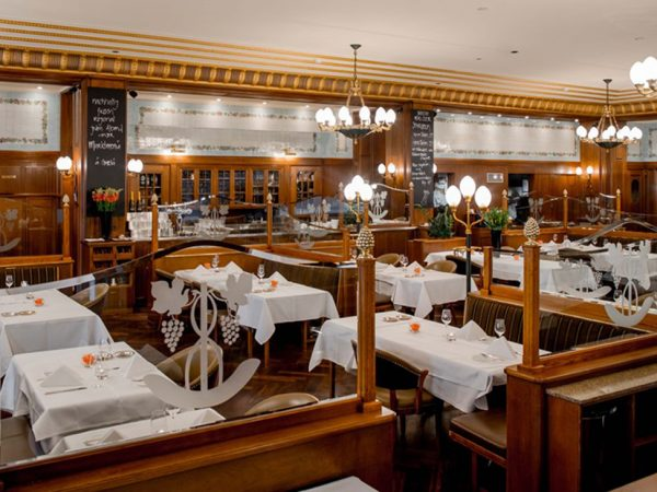 Hotel Schweizerhof Bern and The Spa Jack's Brasserie