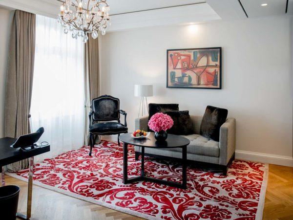 Hotel Schweizerhof Bern and The Spa Presidential Suite