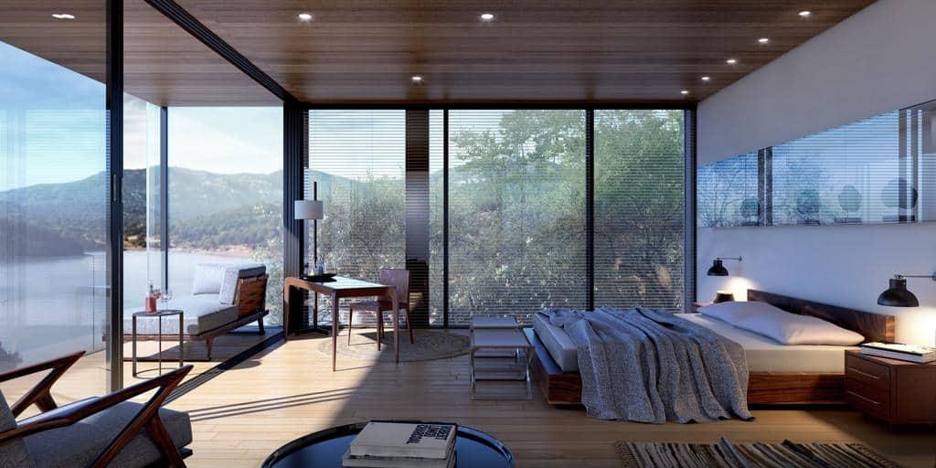 Hotel Vik Chile Luxury suite area