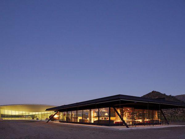Hotel Vik Chile Restaurant