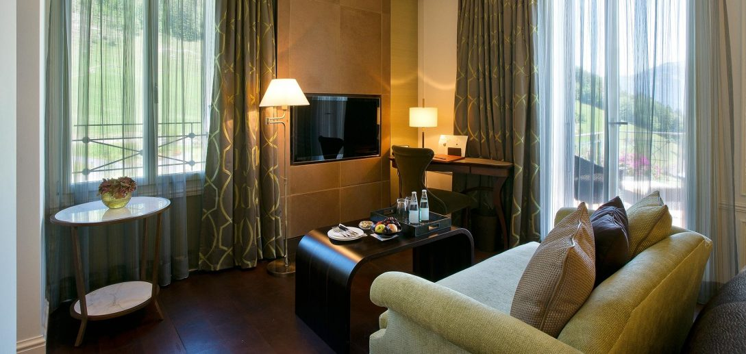 Hotel Villa Honegg Classic Room