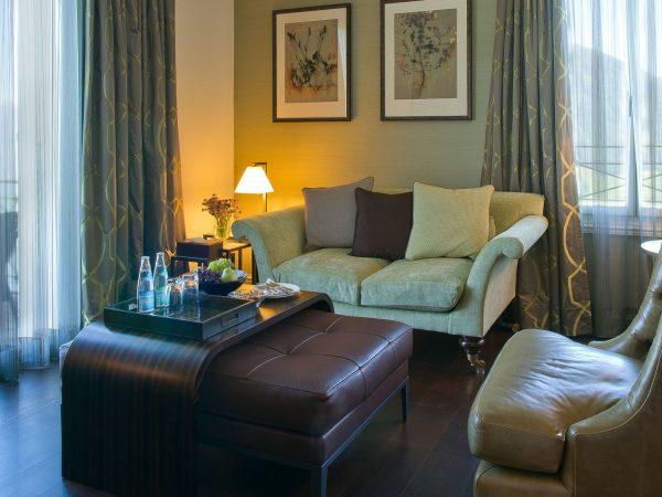 Hotel Villa Honegg Corner Suite