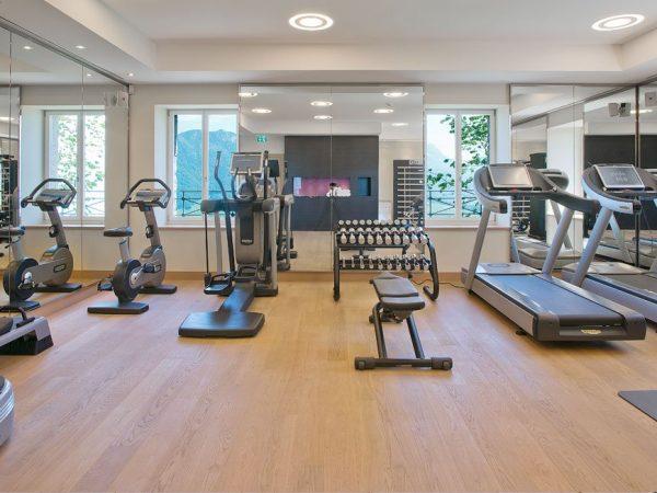 Hotel Villa Honegg Gym