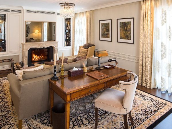 Hotel Villa Honegg Master Suite