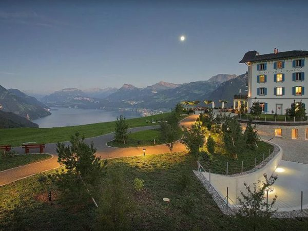 Hotel Villa Honegg Side