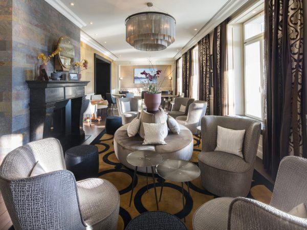 Hotel Villa Honegg The Lounge