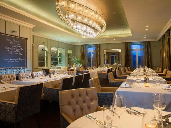 Hotel Villa Honegg Unforgettable Dinners