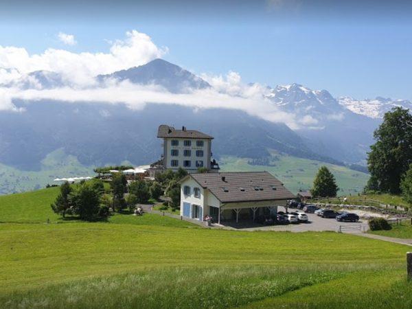 Hotel Villa Honegg View1