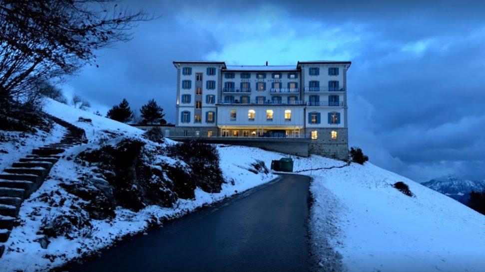 Hotel Villa Honegg Winter